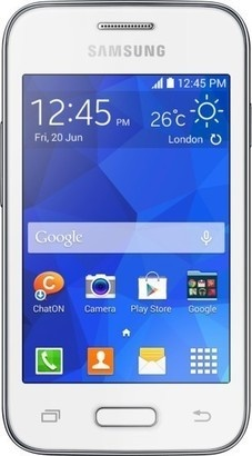 Samsung SM G130 Galaxy Young 2 White