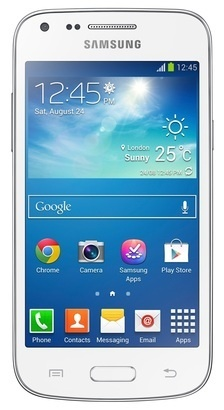 Samsung SM G350 White Galaxy Core Plus