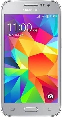 Samsung SM G360 Galaxy Core Prime Silver