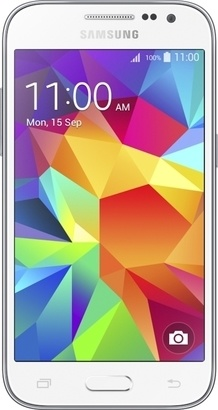 Samsung SM G361 Galaxy Core Prime VE White