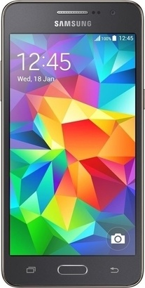 Samsung SM G531 Galaxy Grand Prime VE Grey