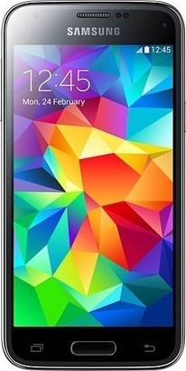 Samsung SM G800 Galaxy S5 Mini Black