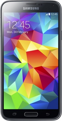 Samsung SM G900 Galaxy S5 Black