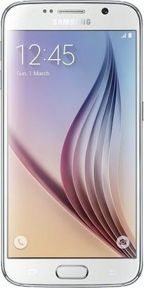 Samsung SM G920 Galaxy S6 32GB White