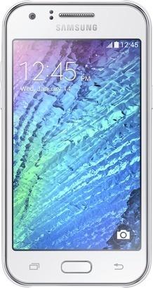Samsung SM J100 Galaxy J1 DS White