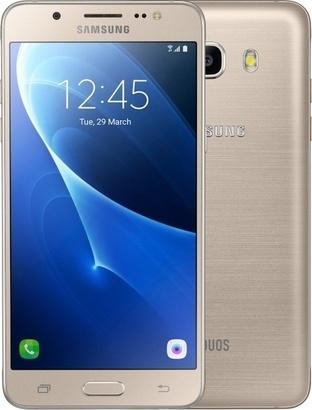 Samsung SM J510 Galaxy J5 2016 DS Gold