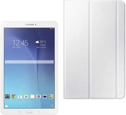 Samsung SM T560 Galaxy Tab White + pouzdro