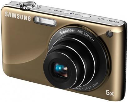 Samsung ST600 Gold
