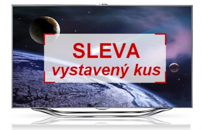 Samsung UE55ES8000 - SLEVA (vystavený kus)