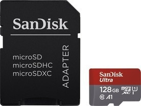 Sandisk 173449 MicroSDXC 128GB 100 UHS-I