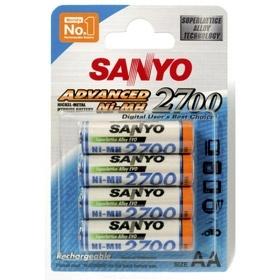 Sanyo HR 3U-4BP 2700 MAH