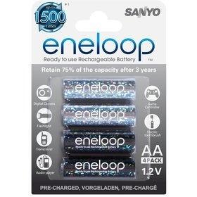 Sanyo HR-3UTGA-4BP-AZ ENELOOP GLITTER