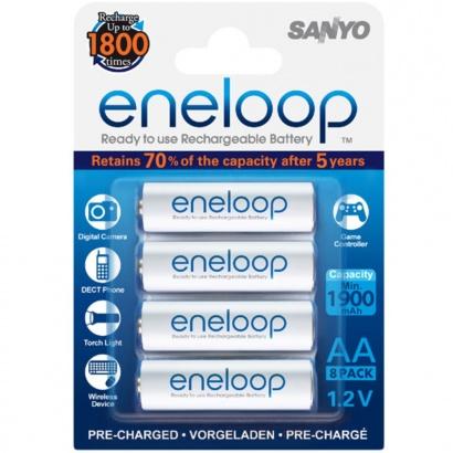 Sanyo HR-3UTGB-8BP ENELOOP AA