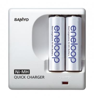 Sanyo MDR02 + ENELOOP 2xAA