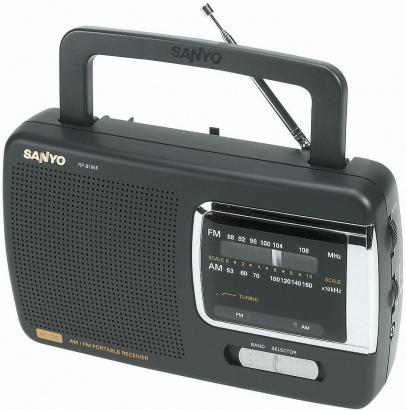 Sanyo RP 6165F
