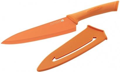 SCANPAN 18cm Kuchyňský nůž oranžový