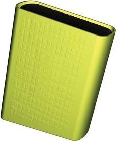 SCANPAN Blok na nože zelený