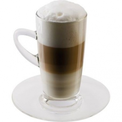 SCANPART 2 šálky na latte macchiato