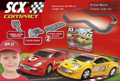 SCX C10125x500 Crazy Race