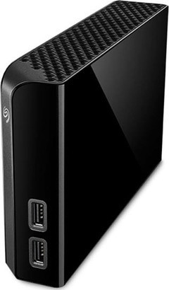 Seagate Backup Plus Hub 4TB Black
