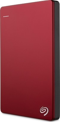 Seagate Backup Plus Portable 2TB Red