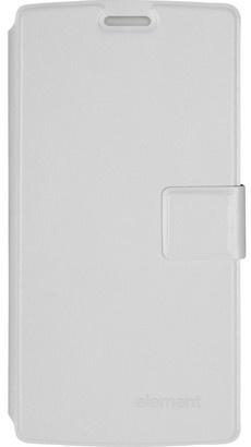 Sencor Element P401 Leather Case White