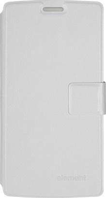 Sencor Element P451 Leather Case White