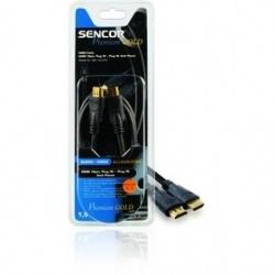 Sencor SAV 143-015 HDMI 19p M-M 1,5m
