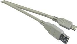 Sencor SCO 501-015 USB A M-miniUSB 5pM P