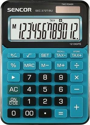 Sencor SEC 372T/BU modrá