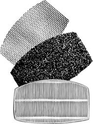 Sencor SHX 003 sada filtrů do SHA 200