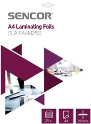 Sencor SLA FA4M250 Fólie A4 250mic 25ks