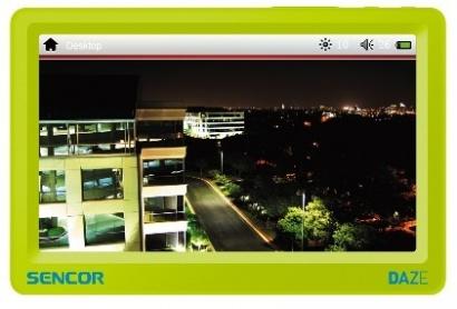 Sencor SPV 4430 DAZE GREEN