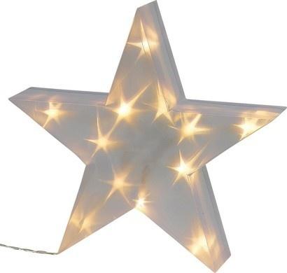 Sharks 613-701384 LED svítící hvězda 24 LED