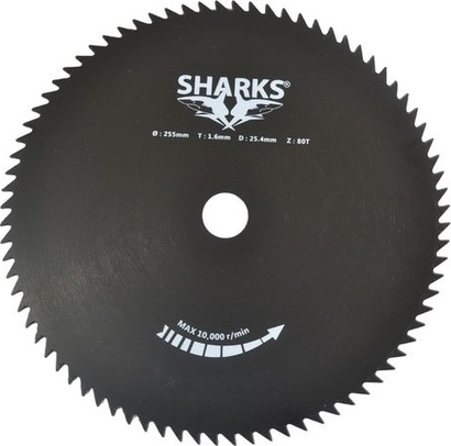 Sharks BSP-007F Nůž ke křovinořezu 80Z