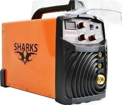Sharks SHK447 250-Y10 MIG/MMA IGBT
