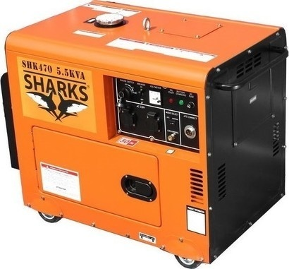 Sharks SHK470 D6700LES Diesel Silent