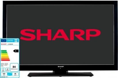 Sharp LC40LE340EV