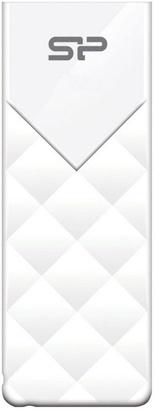 Silicon Power 16GB USB Ultima U03 bílý