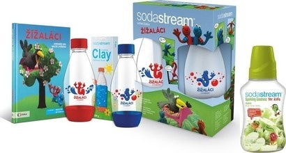 SodaStream Dárková sada dětských lahví