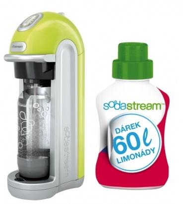 SodaStream FIZZ GREEN + 60l limo