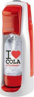 SodaStream JET COLA RED/WHITE