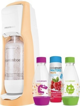 SodaStream Jet Pastel OR + Summer Pack