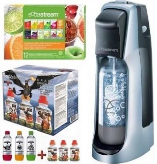 SodaStream JET TTN/SLV 12PP LE DRAGON 6v1