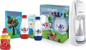 SodaStream JET WH s dárkem