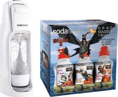SodaStream Jet White +12VPP LE Dragon