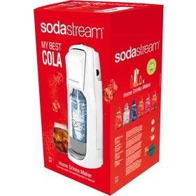 SodaStream JET WHITE COLA + 12PP