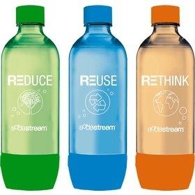 SodaStream Lahev 1l Tri-Pack GoGreen