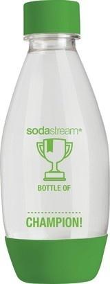 SodaStream Lahev dětská Champion Green 0,5 l