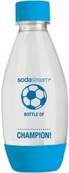 SodaStream Lahev dětská modrá/černá 0,5l